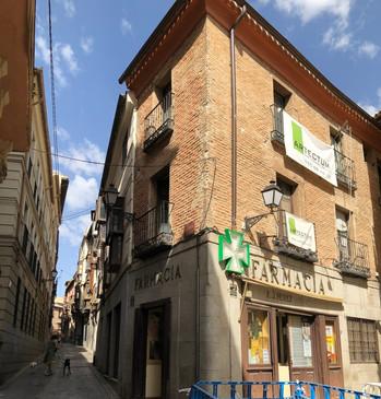 Callejón de Menores Toledo