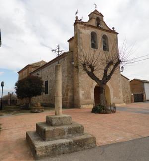 Iglesia de Azután
