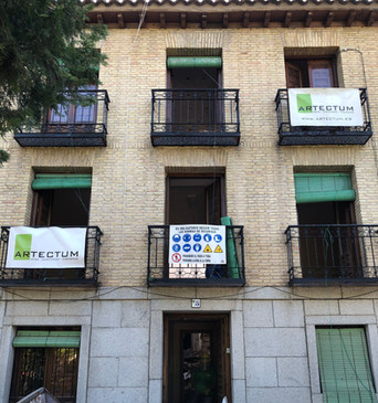Calle Tránsito Toledo