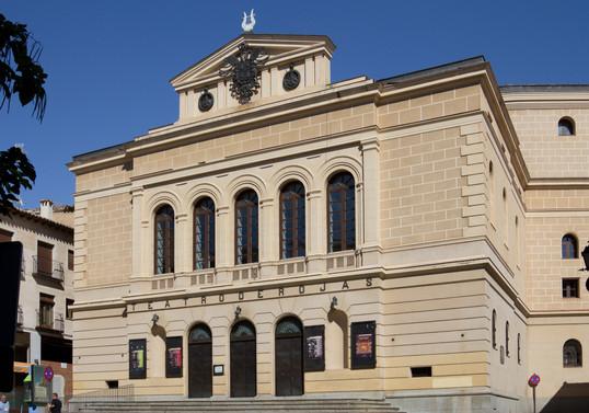 Teatro Rojas Toledo