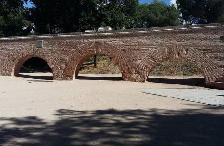 Puente de Sabatini Madrid