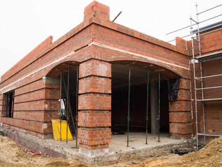 Obras de Construcción de la Casa del Jugador en Palomarejos Golf