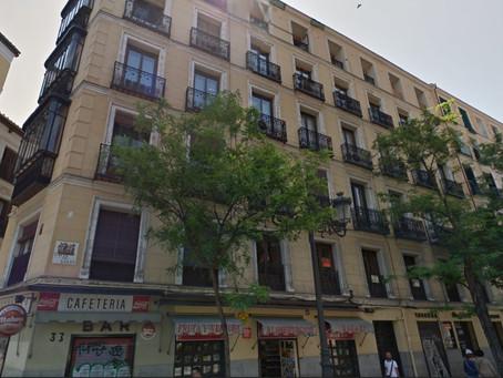 Edificio Calle Bailen, Madrid