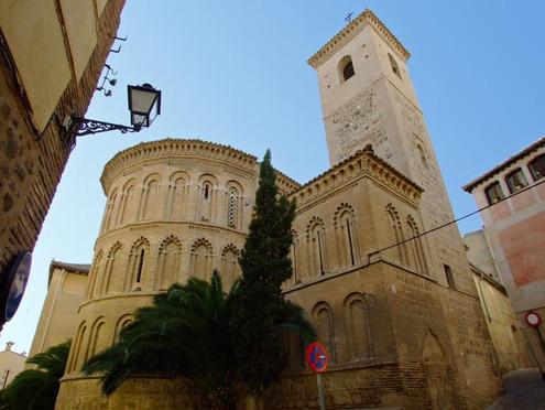 Iglesia San Bartolomé Toledo