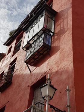 Edificio y Bóvedas en Alfonso X