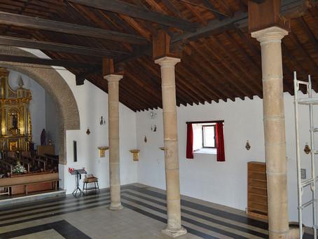 Iglesia de Sevilleja de la Jara