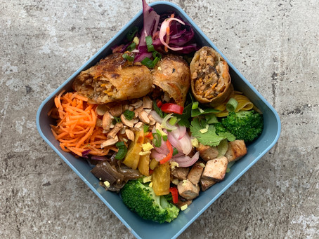 Vegan food – Top 3 des restos barePack