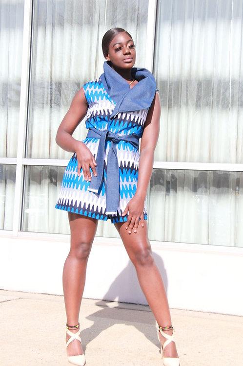 Rhea Blazer Dress