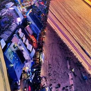 Santa Monica Pier Metal Video