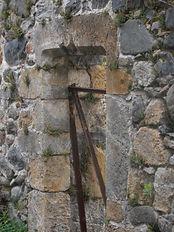 porte d'entrée, 1622