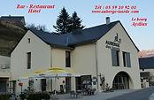 les Isards, auberge, restaurant à Aydius