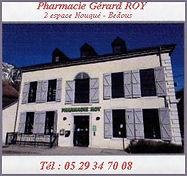 Pharmacie Roy à Beous
