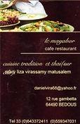 Mayabor, restaurant à Bedous
