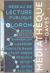 Médiathèque à Bedous