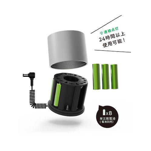 乾電池バッテリー 乾太 型式TK-8