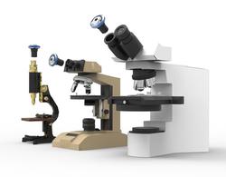 顕微鏡用iPhone取り付けレンズinterlens_microscop