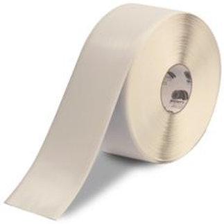 "3""x100 Mighty Line White Floor Tape"