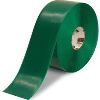"""3""""x100 Mighty Line Green Floor Tape"""
