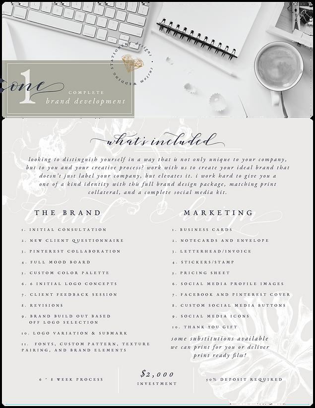Brand & Markeing Design
