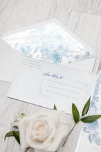 metallic envelope liner
