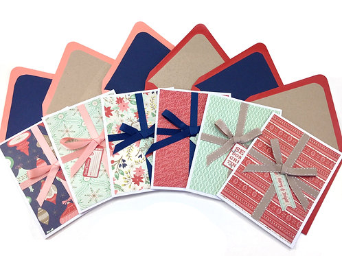 Present Card Box Set