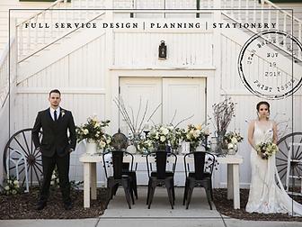 Eccentricity American Gothic Wedding