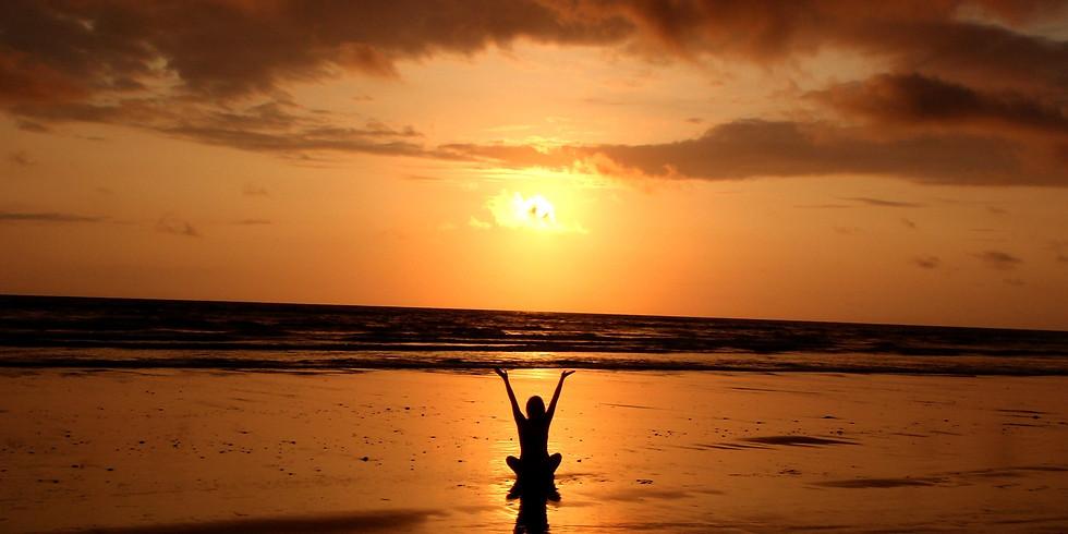 Yoga Plage | Pranayama & Asana Practice | La Grande Motte