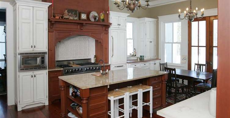 "QQCI kitchen stove in ""hearth"""