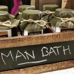 Man Bath - Super Manly Bath Soak