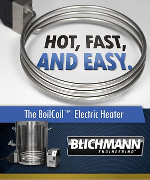 Blichmann Engineering BoilCoil Electric Heater