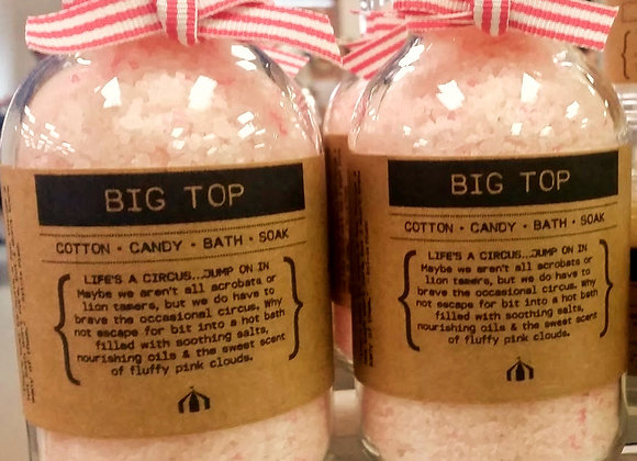 BIG TOP | Cotton Candy Bath Soak