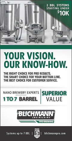 Blichmann Pro Brewing Ad