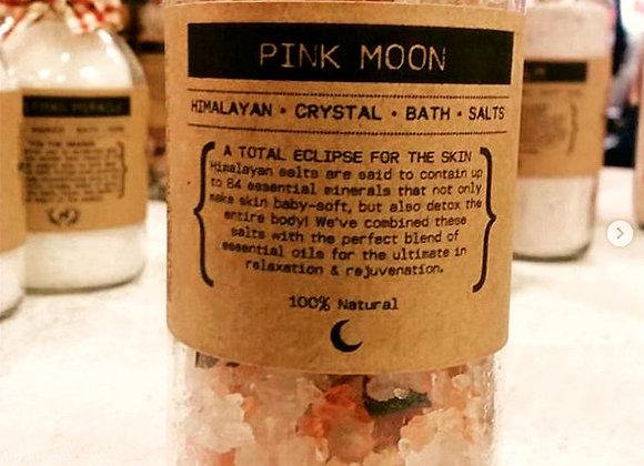 PINK MOON | Himalayan Bath Salts