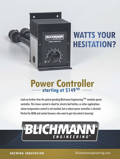 Blichmann Engineering Ad