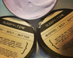 Sleepy Time Whipped Body Butter