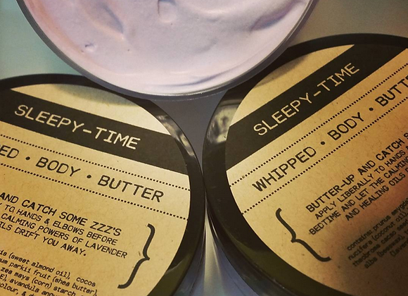 SLEEPY-TIME | Whipped Body Butter