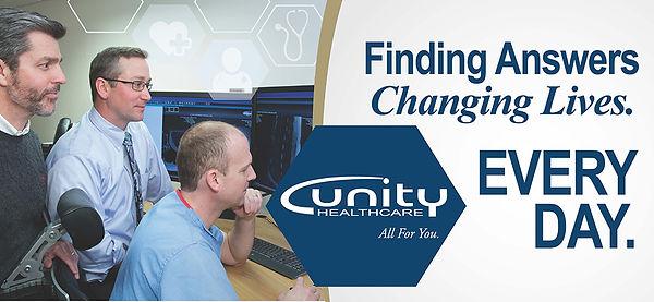 Unity Healthcare Billboard