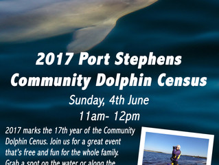 Community Dolphin Census- 4th June, 2017
