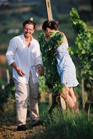 Controllo vigne