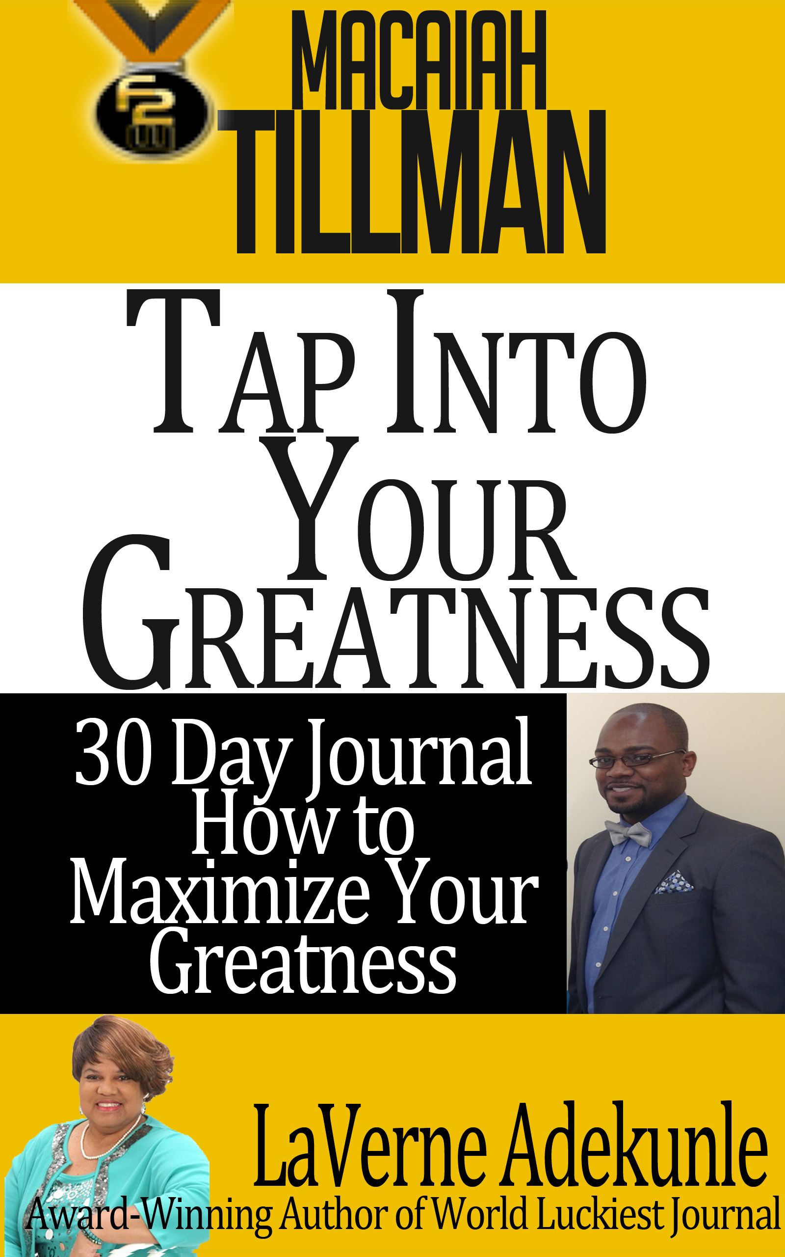Tap into Greatness