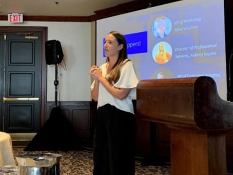 Women in Partnerships: Adrienne Coburn