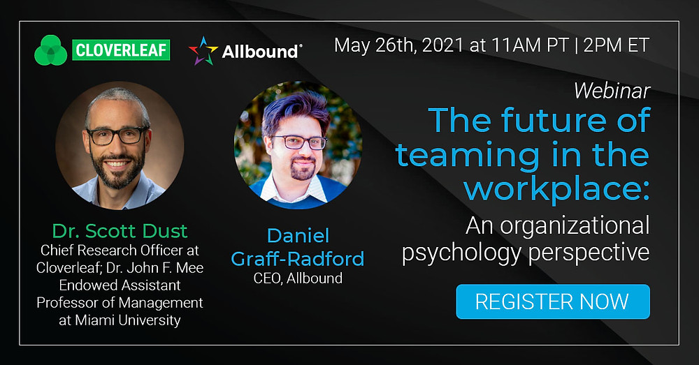 The future of teaming in the workplace webinar