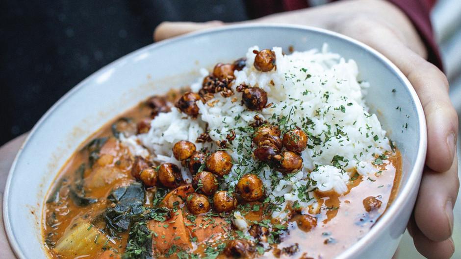 No Recipe Curry