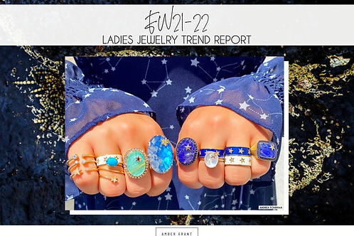 AW21/22 Ladies Jewellery Trend Report