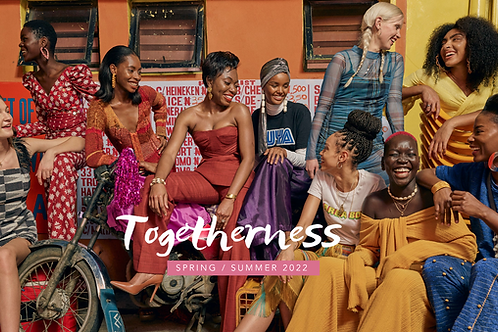 SS 2022 Trend -Togetherness
