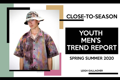 SS20/21 Close-To-Season Youth Mens report