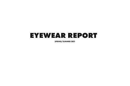 SS21 Womens Eyewear Trends