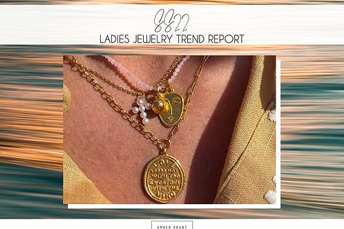 SS22 Ladies Jewellery Trend Report