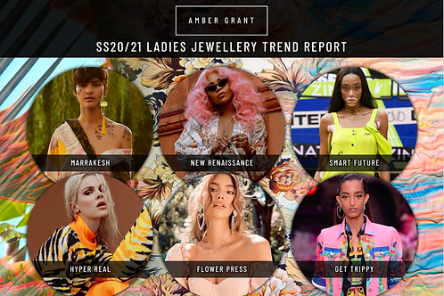 SS21 Ladies Jewellery trend report