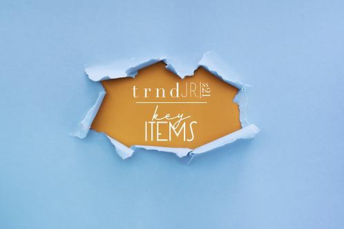 SS21 Juniors Market Key Items eBook